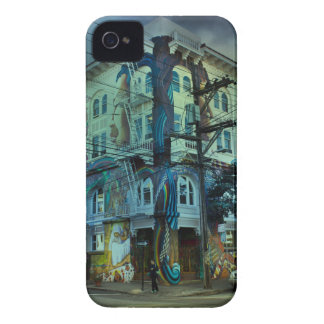 Bilding san francisco iPhone 4 cases