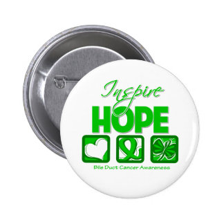 Bile Duct Cancer Inspire Hope Button