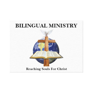 Bilingual Ministry Canvas