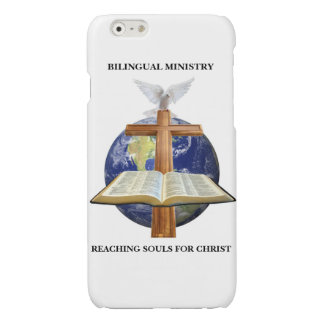 Bilingual Ministry IPhone Case 6/6s