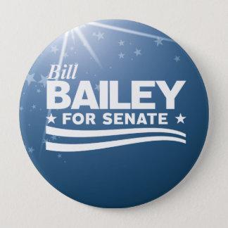 Bill Bailey 10 Cm Round Badge
