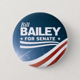 Bill Bailey 6 Cm Round Badge