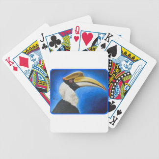 Bill Bicycle Playing Cards