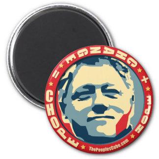 Bill Clinton - Grope: OHP Magnet