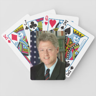 Bill Clinton Poker Deck