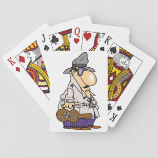 Bill Collector Playing Cards