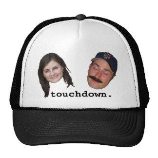 Bill Kathleen Wedding Hat