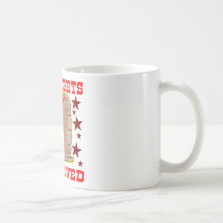 Bill Of Rights ALL Rights Reserved Coffee Mugs