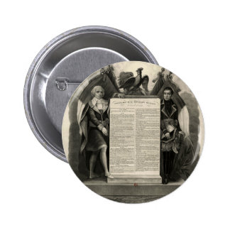 Bill of Rights French Constitution of 1795 Pins