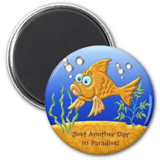Bill The Fish Magnet