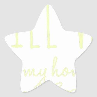 Bill W Homeboy Fellowship AA Meetings Star Sticker