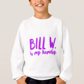 bill w sweatshirt