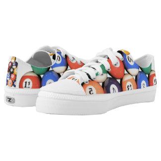 Billard Balls Shoes