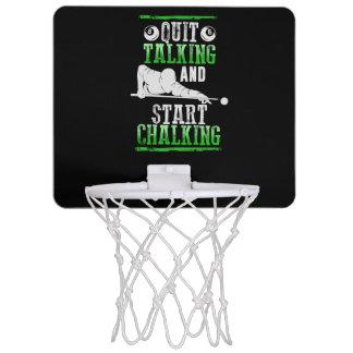 Billard Style Mini Basketball Hoop