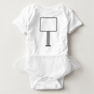 Billboard Baby Bodysuit