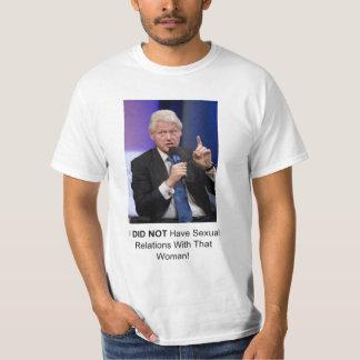 billclinton T-Shirt