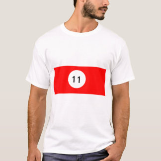 Billiard Ball 11 T-Shirt