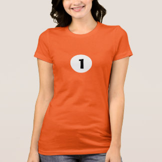 Billiard Ball 1 T-Shirt