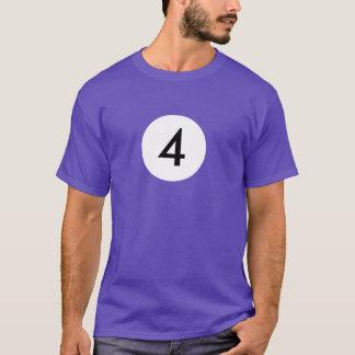 Billiard Ball 4 T-Shirt