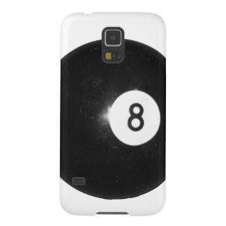 Billiard Ball #8 Galaxy S5 Case