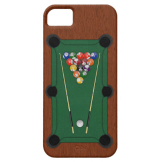 Billiards Case For The iPhone 5