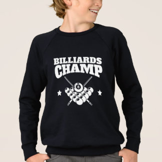 Billiards Champ Sweatshirt