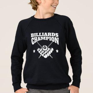 Billiards Champion Sweatshirt