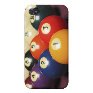 Billiards Cover For iPhone 4