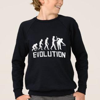 Billiards Evolution Sweatshirt