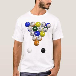 Billiards Rack T-Shirt