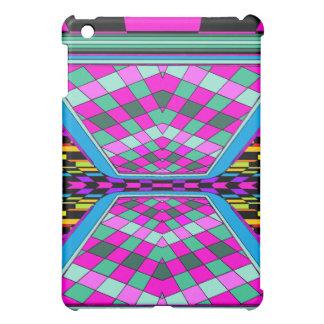 Billiards Reworked Pop Art CricketDiane Geometrix iPad Mini Covers