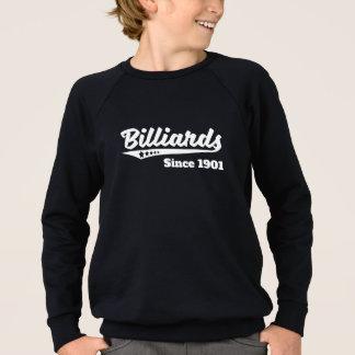 Billiards Since 1901 Sweatshirt