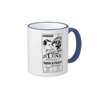 Billie Dove American Beauty 1928 Ringer Mug
