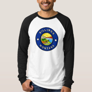Billings Montana T-Shirt