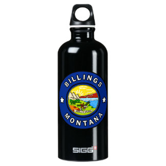 Billings Montana Water Bottle