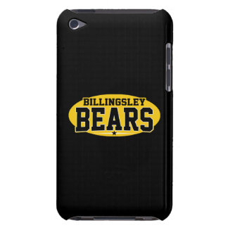 Billingsley High School; Bears Barely There iPod Case