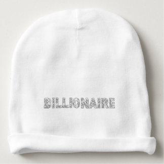 BILLIONAIRE - wowpeer Baby Beanie