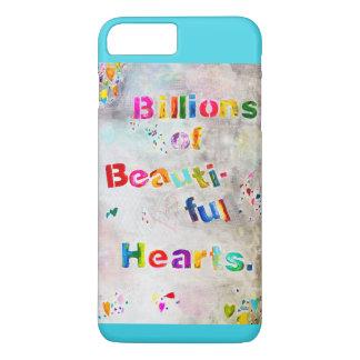 Billions of Beautiful Hearts  - iPhone iPhone 8 Plus/7 Plus Case