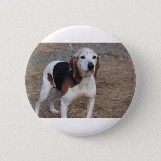 Billy Dog 6 Cm Round Badge