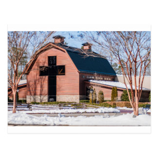 billy graham library postcard