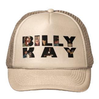Billy Kay Photo Tour Logo Trucker Hats