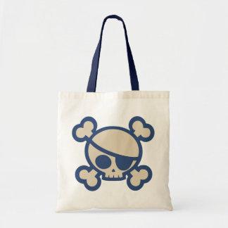 Billy Roger -Blue Canvas Bag