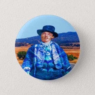 Billy the Kid 6 Cm Round Badge