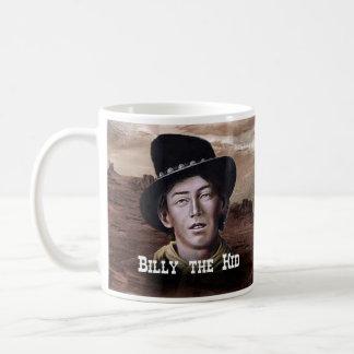 Billy The Kid Historical Mug
