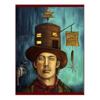 Billy The Kid Postcard