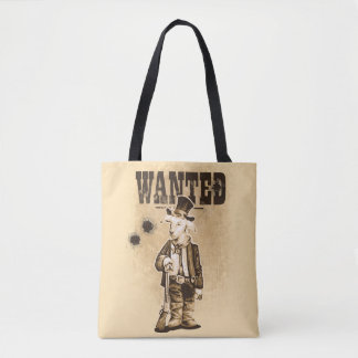 Billy the Kid Tote Bag