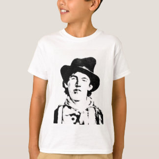 Billy The Kid ~ William H. Bonney / Outlaw Tee Shirts