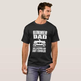 Bimmer Dad Car Logo Humour Funny T-Shirt