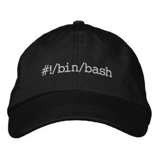 #!/bin/bash baseball cap