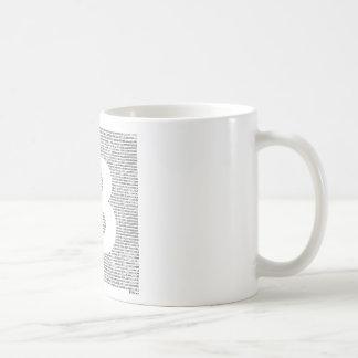 Binary Bitcoin Coffee Mug